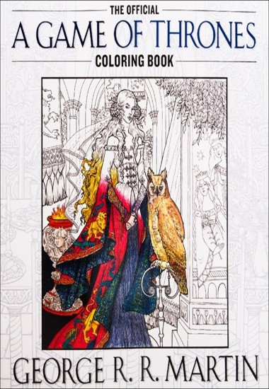 Isadora Libros The Official A Game Of Thrones Coloring