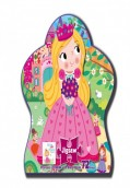 Princess (Jigsaw Puzzle & Book)