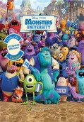 Monsters University. Colección: Historias mágicas