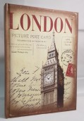 London. Cuaderno Tapa Dura