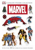 Marvel Ultimate Sticker Collection