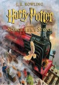 Harry Potter and the Sorcerer's Stone. Ilustrated