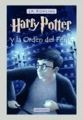 Harry Potter y la Orden del Fénix. Harry Potter 5