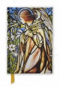 Tiffany Angel Stained Glass Window. Cuaderno Tapa Dura