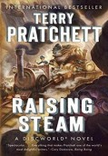 Raising Steam. Discworld Novel 40