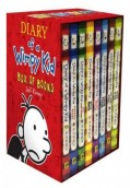 Diary of a Wimpy Kid. Box Books (1-9)