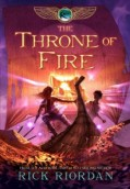 The Throne of Fire. The Kane Chronicles 2