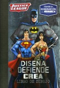 Diseña, define y crea. Justice League