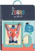 Mi cuadro de artista: Zorro en POP-UP