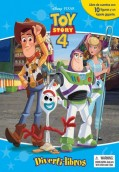 Toy Story 4. Diverti-libros