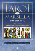 Tarot de Marsella superfácil (libro + cartas)