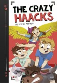 The Crazy Haacks y el reto del minotauro. The crazy Haacks 6