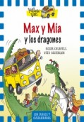 Max y Mía y los dragones. The Yellow Van-3