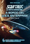 Star Trek la nueva generación: A bordo del U.S.S. Enterprise (con CD)