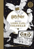 Harry Potter. Mini libro para colorear