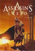 Assassin's Creed 4. Hawk. Novela gráfica