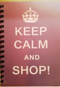 Keep Calm and Shop!