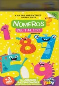 Cartas educativas. Números del 1 al 100
