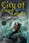 City of Fallen Angels. The Mortal Instruments 4