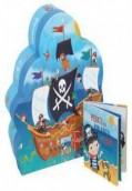 Pirates (Jigsaw Puzzle & Book)