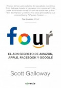 Las four (Amazon, Apple, Facebook y Google)