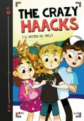 The Crazy Haacks y el misterio del anillo. Serie The Crazy Haacks 2