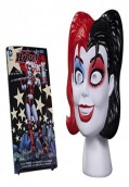 Harley Quinn. Mask and Book Set