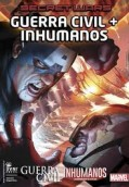 Secret Wars: Guerra Civil + Inhumanos (Incluye PIN)