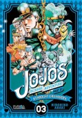 JoJo'S Bizarre adventure. Stardust Crusaders Part III