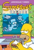 Simpsons - Comics N° 4
