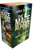 The Maze Runner Series Complete Collection