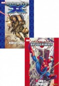 Pack Panini: Ultimate Spiderman / Ultimate X Men