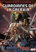 Secret Wars #06: Guardianes de la Galaxia (Incluye PIN)