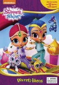 Shimmer and Shine. Diverti-libros
